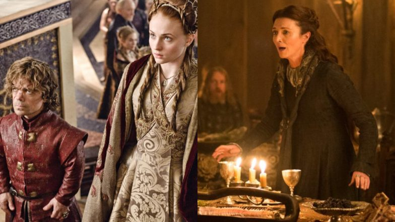 Which Episode Is The Red Wedding.Game Of Thrones Season 3 Recap The Red Wedding Sam Kills A White
