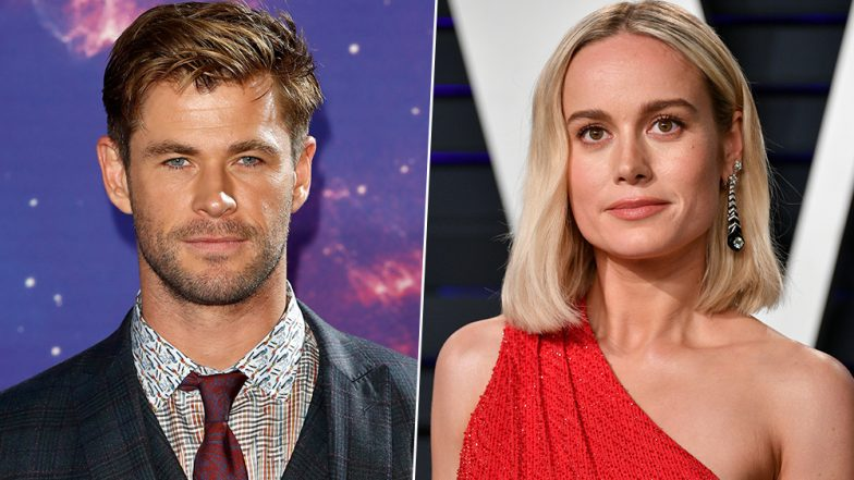 Avengers Endgame: Brie Larson AKA Captain Marvel Jokingly Snaps Back at Thor Star Chris Hemsworth And All We Have to Say Is 'You Go Girl'