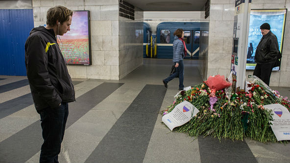 Saint Petersburg Metro Bombing: 11 Accused Go on Trial For Fatal Killings