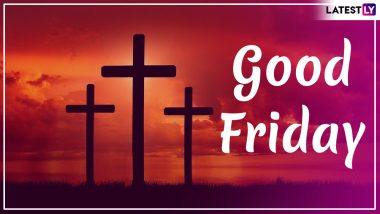 Good Friday 2020 Prayers, Images and Messages: Posts, pictures & sayings shared by Twitteratti