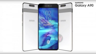 Samsung Galaxy A90 Key Specifications Leaked Online Via Concept Video; To Get 48MP Pop-up Rotating Camera