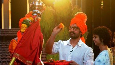 Aamir Khan Celebrates Gudi Padwa with Wife Kiran Rao and Their Happy Picture Will Melt Your Hearts