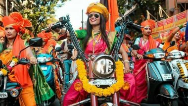 Gudi Padwa Shobha Yatra 2019: All About The Traditional Procession Organised on the Maharashtrian New Year, View Pics!