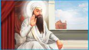 Guru Arjan Dev Ji Shaheedi Purab 2021: Watch Shaheedi Samagam Guru Arjan Dev ji Special Live From Amritsar of Bhai Guriqbal Singh Ji