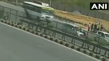 Gurgaon Driver Drags Manesar Toll Staff For 6km on Bonnet, Says 'Even Cops Don't Stop My Car'; Watch Video