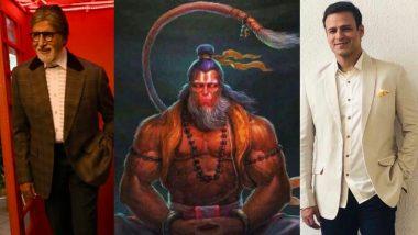 Hanuman Jayanti 2019: Amitabh Bachchan, Vivek Oberoi, Raveena Tandon Tweet Jai Hanuman as We Celebrate Birth of Anjani Putra