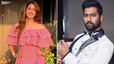 Harleen Sethi Does Not Want To be Called As Vicky Kaushal's Ex Girlfriend!