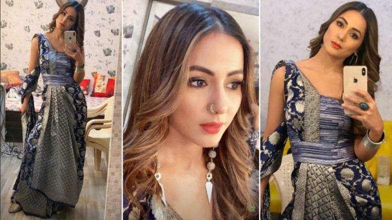 Kasautii Zindagii Kay 2: Hina Khan Looks Ravishing as Komolika in These Latest Pictures