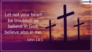 Holy Week 2019 Quotes: Bible Verses to Wish 'A Blessed Week' Ahead of Easter Sunday