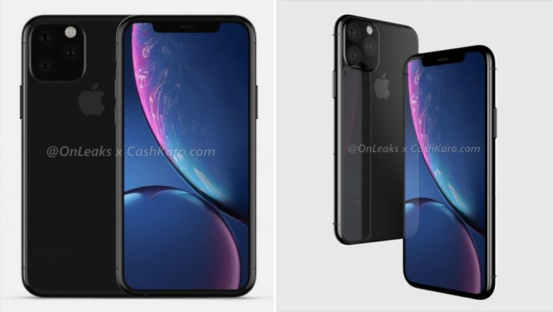 Apple iPhone XI (iPhone 11) Render Images Leaked; Reveals Triple Triangular Rear Camera Confirmed - Report