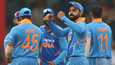 India Team for ICC Cricket World Cup 2019 Announced: Virat Kohli-led Side Includes KL Rahul, Dinesh Karthik, Vijay Shankar and Ravindra Jadeja; No Place for Ambati Rayudu and Rishabh Pant