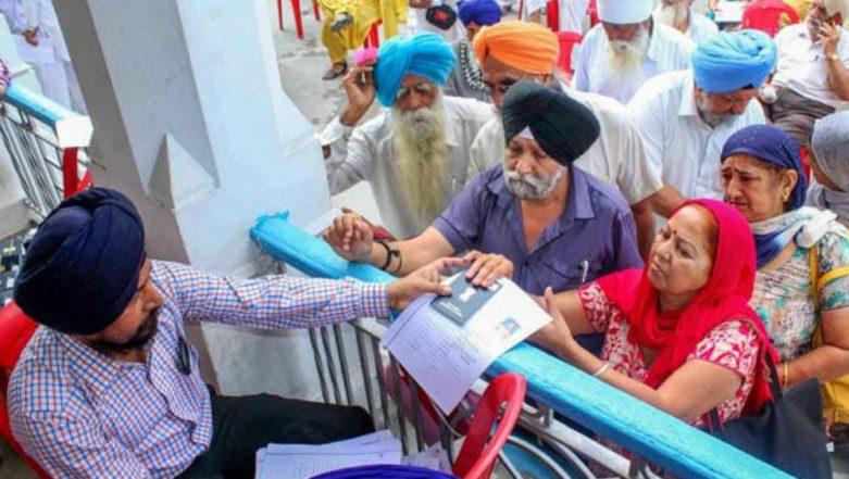 Baisakhi 2019: Pakistan Issues Visas to 2,200 Sikh Pilgrims From India Ahead of Vaisakhi
