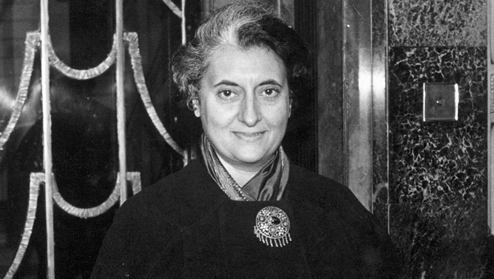 Former PM Indira Gandhi (Photo Credits: Getty Images)
