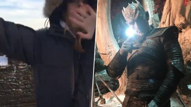 Game of Thrones Season 8: Sophie Turner Dabs Her Way to Mark the Triumph Over Killing Night King, Maisie Williams AKA Arya Stark Shares Video