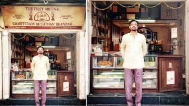Angrezi Medium: Irrfan Khan's First Look as Mr Champakji, the 'Misthan Bhandar' Owner Will Leave You Asking What's More In Store for Us