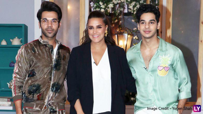 Janhvi Kapoor's Rumoured Boyfriend, Ishaan Khatter and 'Crush' Rajkummar Rao Come Together for Vogue BFFs with Neha Dhupia