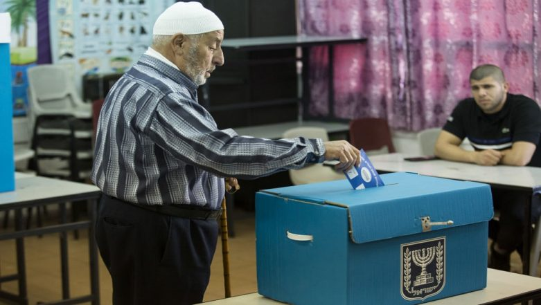 Israel Elections 2019: Over 1,200 Cameras Installed at Arab Polling Booths, Muslim Voters' Turnout at 'Historic Low'