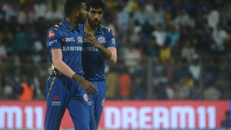 RR vs MI, Toss and Playing XI Live Updates: Steve Smith Wins the Toss and Has Elected to Bowl; No Jos Buttler in Rajasthan (Watch Video)