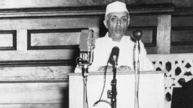 Jawaharlal Nehru 55th Death Anniversary: Quotes on Democracy, Dynasty, Communalism And Peace by India's First Prime Minister