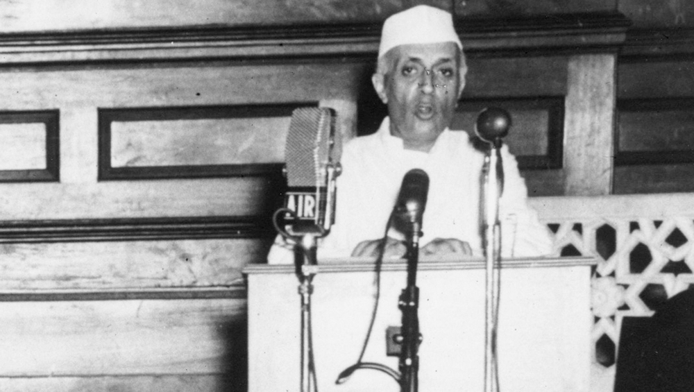 Former PM Pandit Jawaharlal Nehru (Photo Credits: Getty Images)