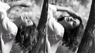 Jennifer Winget Looks Unbelievably Gorgeous in These Black and White Pics From a Photoshoot