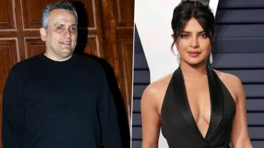Priyanka Chopra is NOT in Talks with Marvel, Confirms Joe Russo; Says He has Approached Her for a Different Project