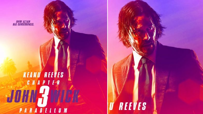John Wick: Chapter 3 – Parabellum: Keanu Reeves As the Remorseful Assassin Looks Dapper in the New Poster