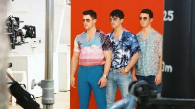 Nick, Kevin and Joe Jonas' New Video Song's Teaser is Indeed 'Cool'! (Watch Videos)