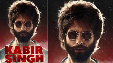 Shahid Kapoor's Kabir Singh Nails His Arjun Reddy Look and It's Damn Intriguing - View Pic
