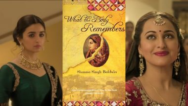 Alia Bhatt-Varun Dhawan's Kalank Is Inspired by the Book What the Body Remembers?