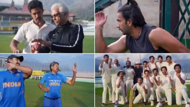 Ranveer Singh Reveals '83 Team's Intense Training Sessions to Impress Kapil Dev, Mohinder Amarnath and Co – Watch Video