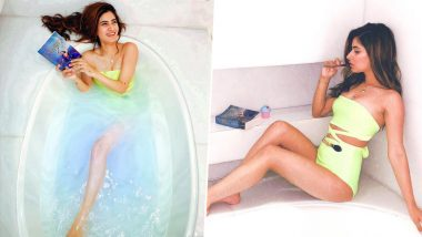 Ragini MMS Returns Actress Karishma Sharma Turns Up the Heat Once Again in Her Latest Bathtub Pictures