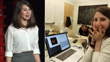 Black Hole's First Pic: Grad Student Katie Bouman Made the Picture Possible! Watch Her First Reaction and Video