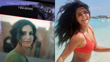 10 Days to Bharat Trailer: Katrina Kaif Posts Her Picture from the Movie and We Are Already Looking for Tickets