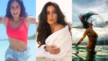 Katrina Kaif Crosses 20 Million Followers on Instagram; Here Are 5 of Her Hottest Posts