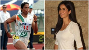 Katrina Kaif Considered to Play  PT Usha in a Film and Twitter Is Running Out of Jokes to Crack