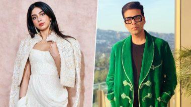 Khushi Kapoor Wants to Make Her Bollywood Debut Under Dharma Productions; Karan Johar, Are You Listening?