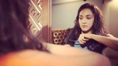 Kiara Advani Sports New Haircut! Kabir Singh Actress Chops Her Hair Off While Rapping 'Dil Kehta Hai Just Cut It' (Watch Video)