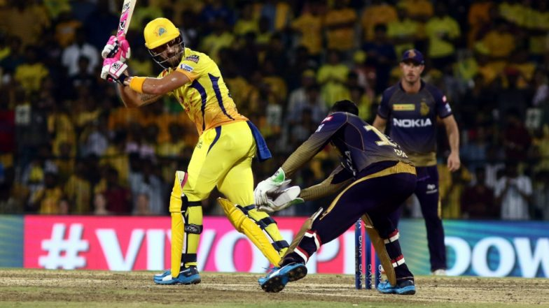 KKR vs CSK, Head-to-Head Record: Ahead of IPL 2019 Clash, Here Are Match Results of Last 5 Kolkata Knight Riders vs Chennai Super Kings Encounters!