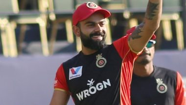 RCB vs KKR Toss Report and Playing XIs Live Update: Kolkata Knight Riders Opt to Bowl vs Royal Challengers Bangalore
