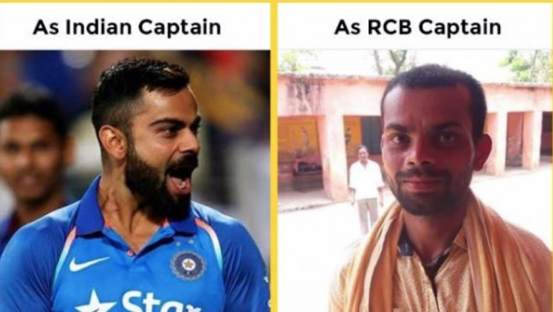 Virat Kohli's Doppelganger Found After Funny RCB Meme Goes Viral Following Royal Challengers Bangalore's Winless Campaign in IPL 2019