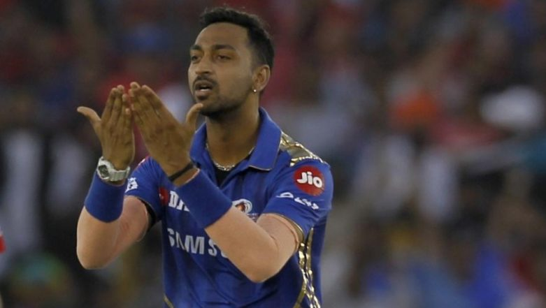 Did Krunal Pandya Try to Mankad MS Dhoni During MI vs CSK IPL 2019 Match in Mumbai? Watch Video