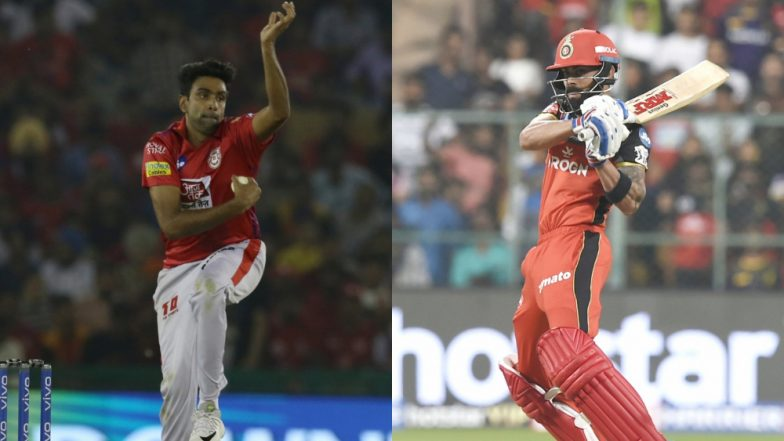 KXIP vs RCB, Head-to-Head Record: Ahead of IPL 2019 Clash, Here Are Match Results of Last 5 Kings XI Punjab vs Royal Challengers Bangalore Encounters!