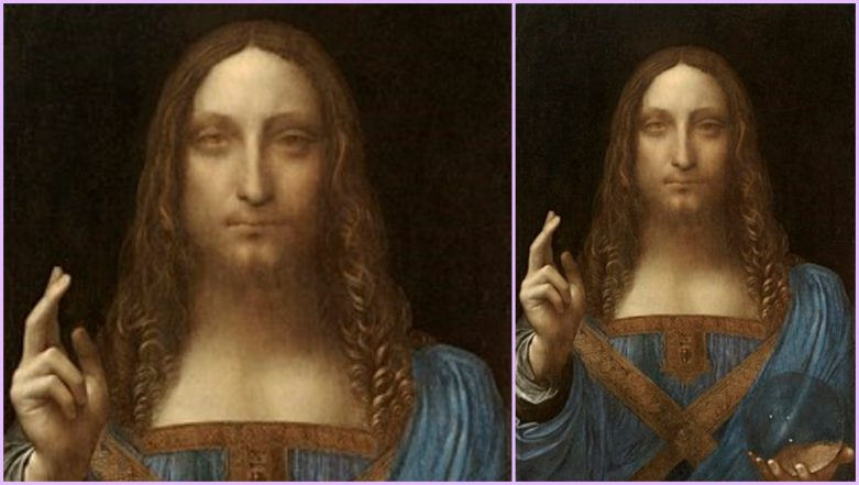 Salvator Mundi, World's Most Expensive Painting by Leonardo da Vinci Could Be 'Fake', Claims Art Scholar