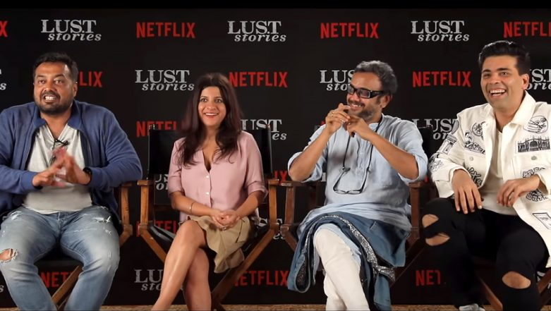 Netflix: Shah Rukh Khan to Produce Class of '83 While Lust Stories Directors Reunite for Horror Movie Ghost Stories