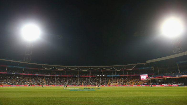 Karnataka State Cricket Association Fined Rs 50,000 by BBMP For Use of Plastic Cups During India vs Australia ODI at Chinnaswamy Stadium