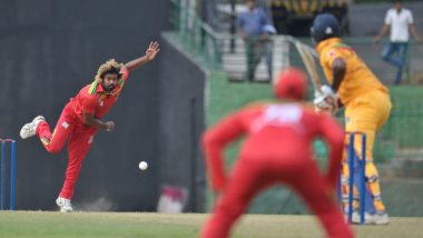Lasith Malinga Picks 7/49 in Sri Lanka's Domestic Cricket After MI vs CSK IPL 2019 Match in Mumbai