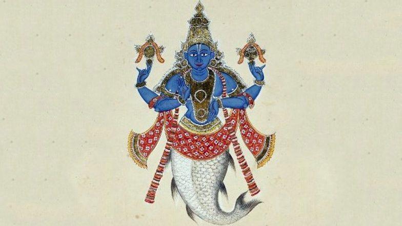 Matsya Jayanti 2019 Date: Significance & Mythology Related to Celebration of Birth Anniversary of Lord Vishnu's First Incarnation