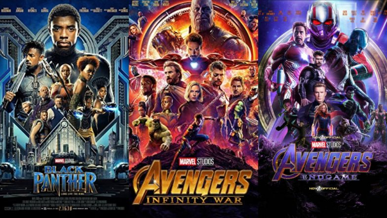 Avengers Endgame, Infinity War, Black Panther: All 22 MCU