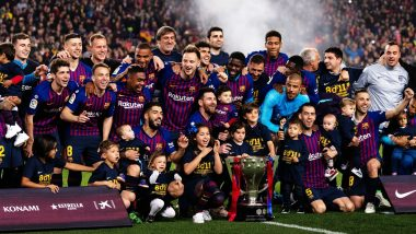Lionel Messi-Inspired Barcelona Seal Another La Liga Title